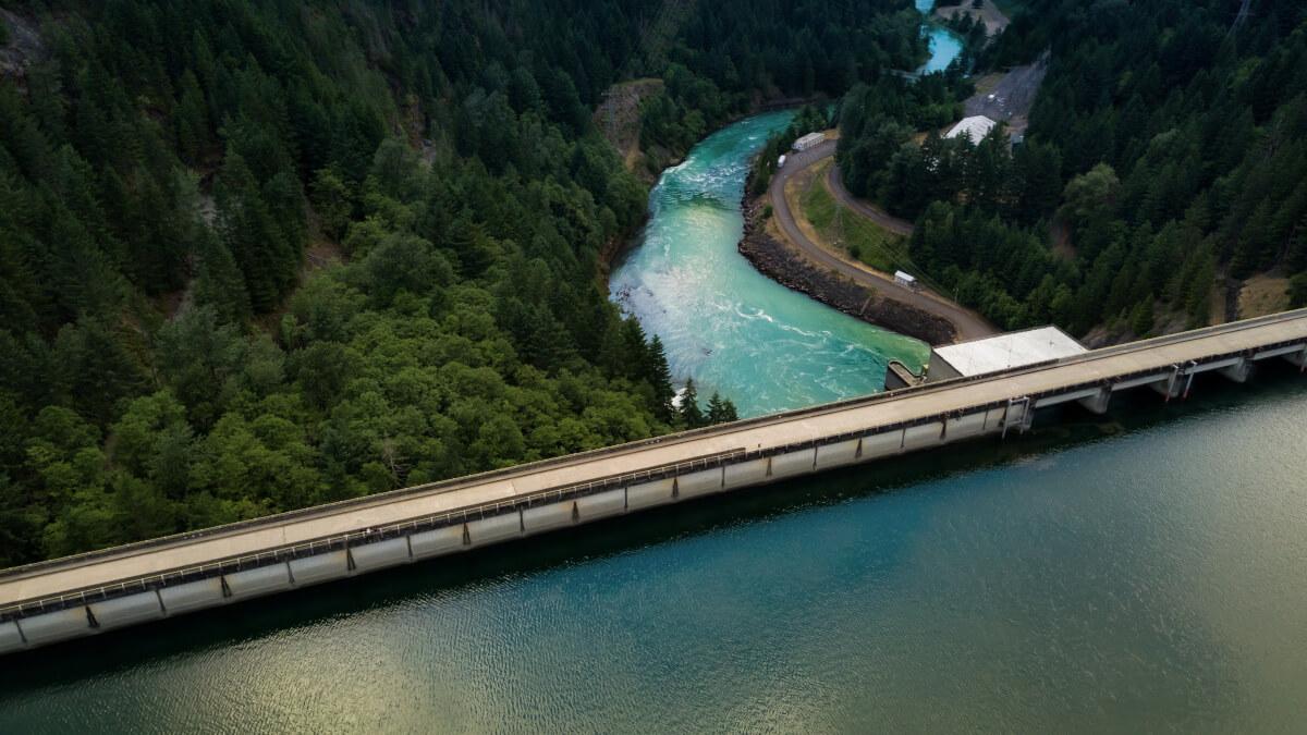 Hur fungerar vattenkraft?